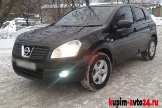 Выкупа авто Ниссан Кашкай